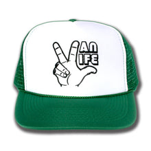 VanLife Trucker Hat - Grassy Green