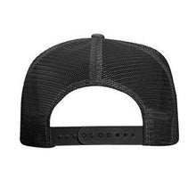 VanLife Trucker Hat - Asphalt Black
