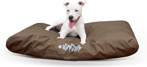 K&H Pet Products K-9 Ruff 'n Tuff Pillow Bed