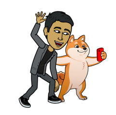 bitmoji for dogs