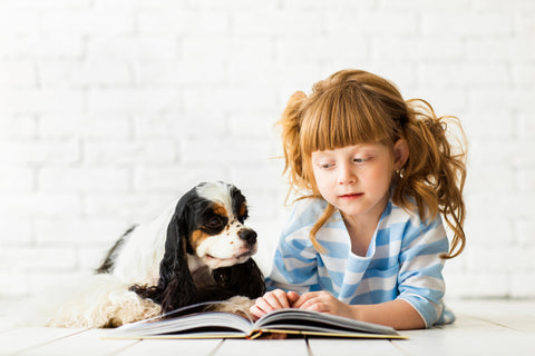 5 Reasons Why A Custom Dog Book Is a Perfect Gift For Your Grandchild