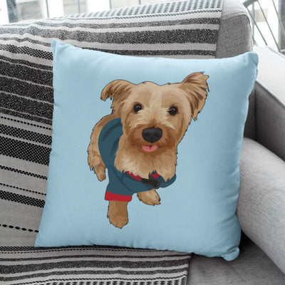 saint-john's-water-dog-pillow