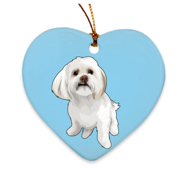 Pet Pop Art Ornaments