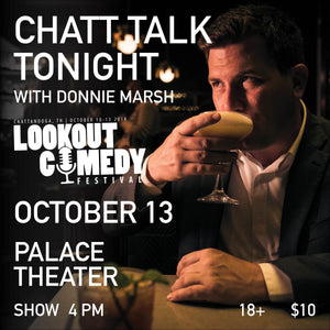 Chatt Talk Tonight Special Lookout Comedy Festival Episode
