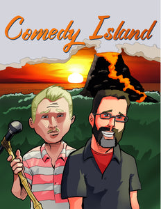 Lookout Comedy Festival Presents: COMEDY ISLAND - October 19th - 4pm