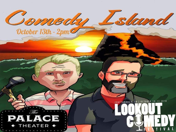 Lookout Comedy Festival Presents: Comedy Island