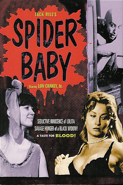 Sunday Slashers - Spider Baby