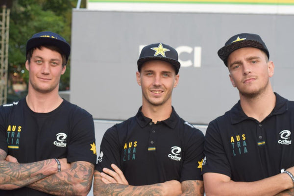 Australian BMX Teams, Olympic Games and UCI Points - What's it all mean?