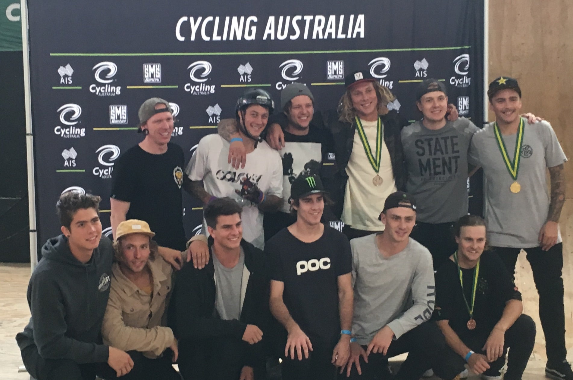 RampFest BMX International - UCI C1 Points Event - Results
