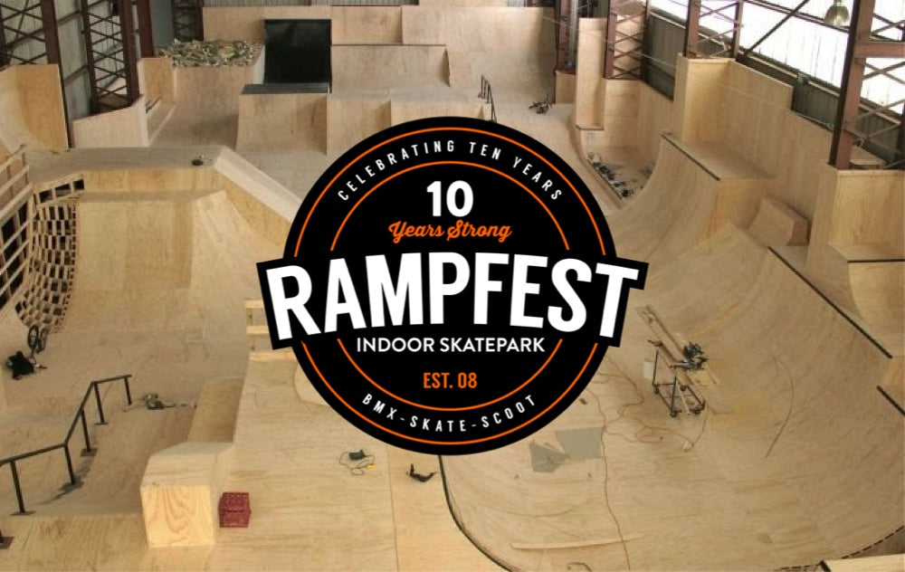 The Rampfest Story So Far - 10 Years Strong!