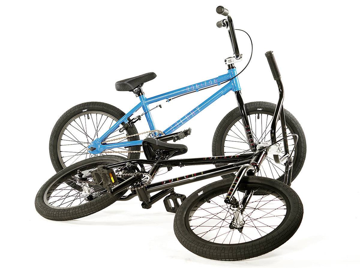 New Colony Horizon Range - BMX Bikes specifically for younger riders