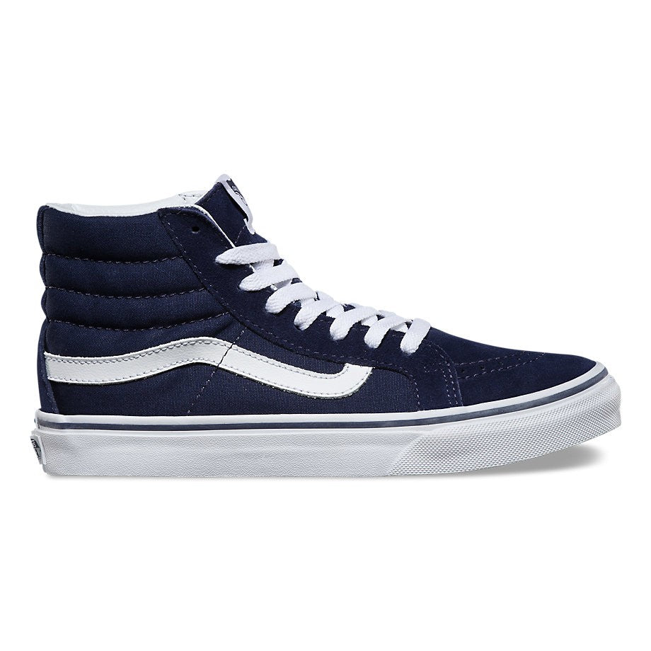 Vans Sk8-Hi Slim - Eclipse / True White