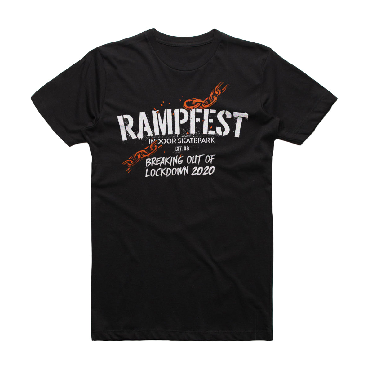 "RampFest ""Breaking out of Lockdown"" Tee Shirt"