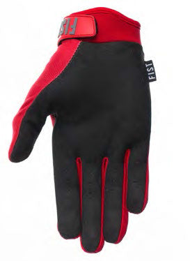 Fist- Stocker Glove - Red