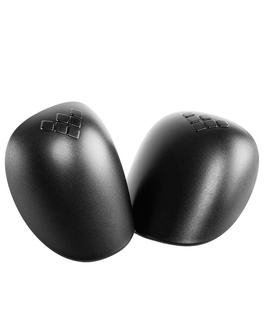 Gain SHIELD Hard Shell Replacement Caps - Black