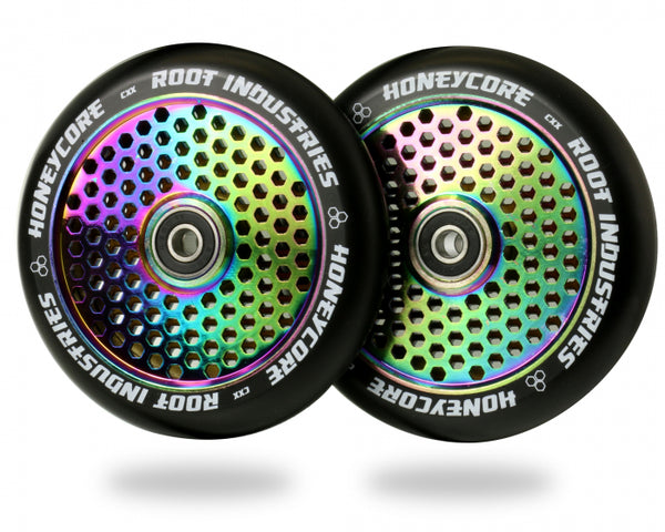 Root Industries 120mm HoneyCore Wheel - Pair