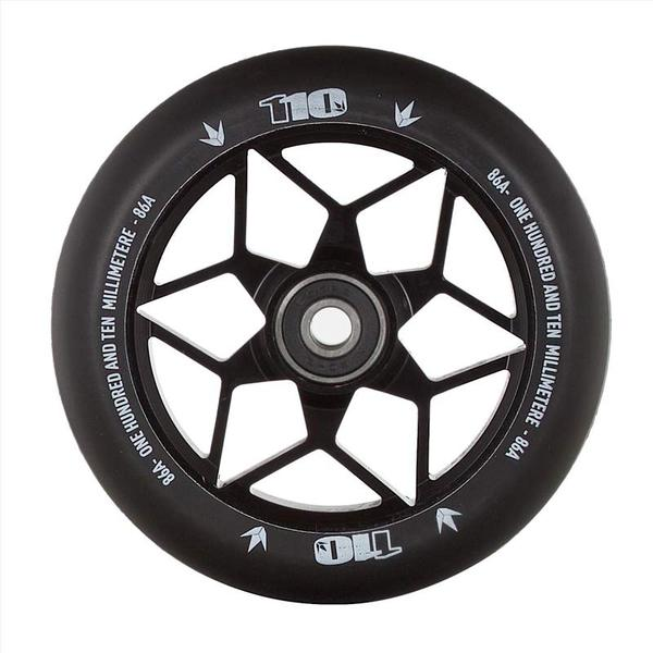 Envy 110mm Diamond Wheel - Pair