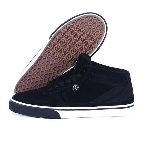 Verve Dawn Mid - Black / White