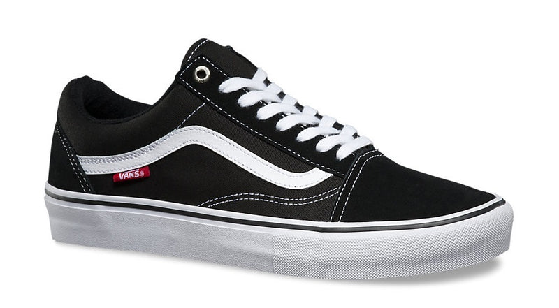 Vans Old Skool Pro - Black   White - Rampfest 52e97836b