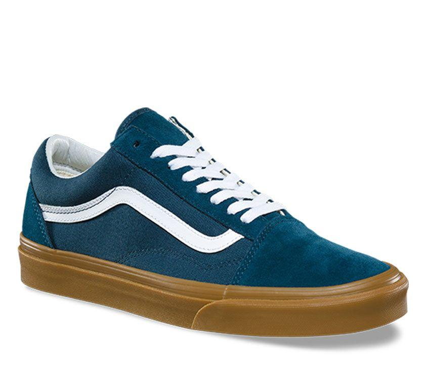 vans old skool refecting pond