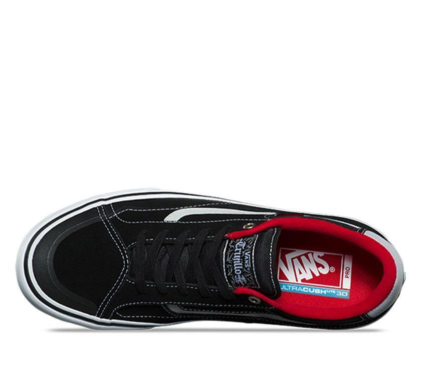 Vans TNT Advanced Prototype - Black/White/Red