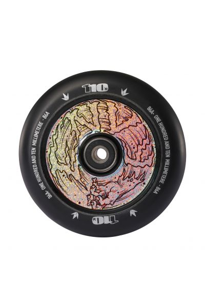 Envy 110mm Hologram Hollow Core Wheel - Pair