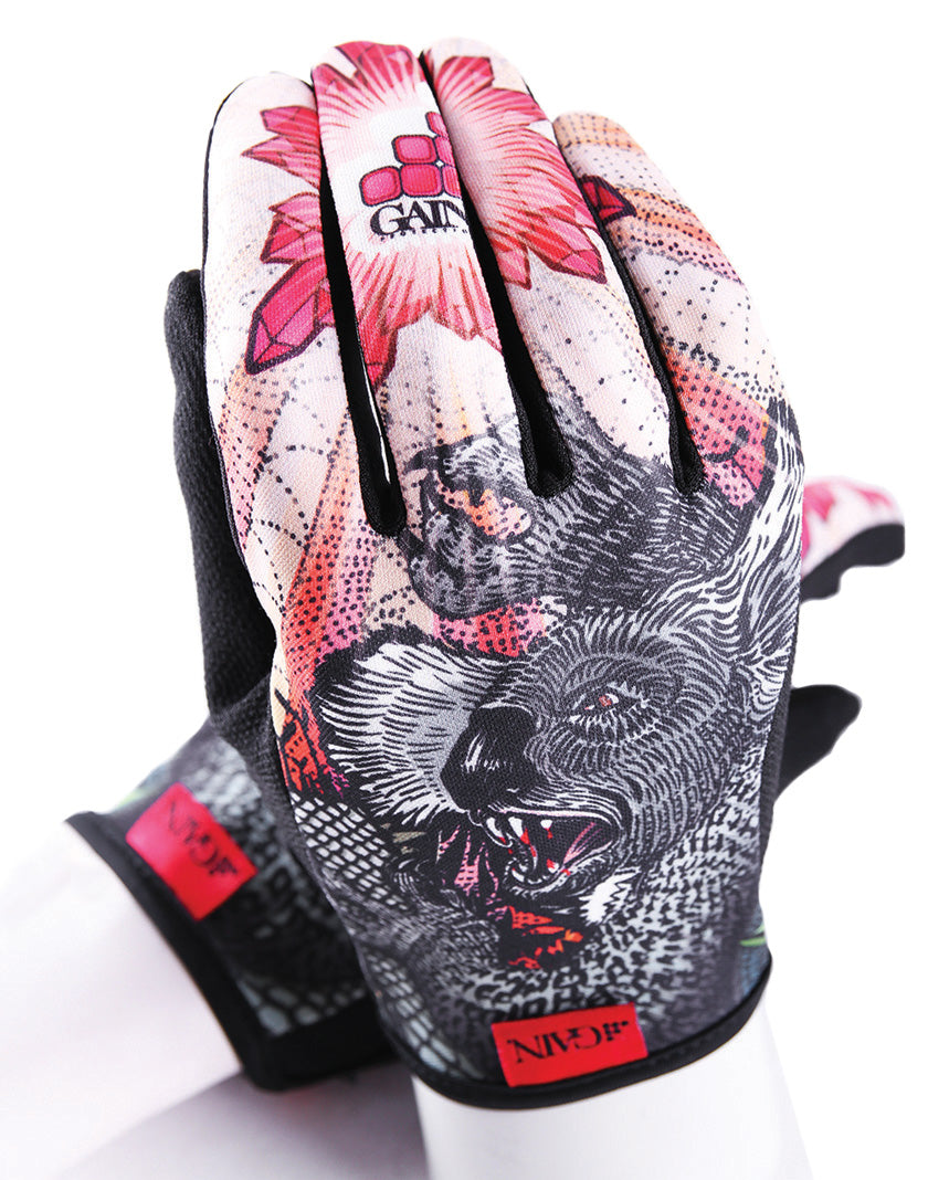 GAIN Resistance Gloves - DropBear