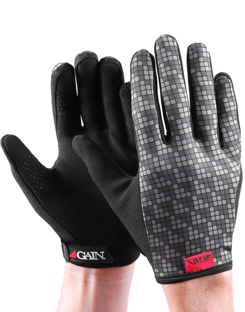 GAIN Resistance Gloves - Logo