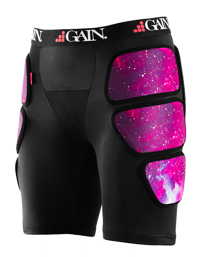 GAIN Protection THE SLEEPER Hip/Bum Protectors - Galaxy