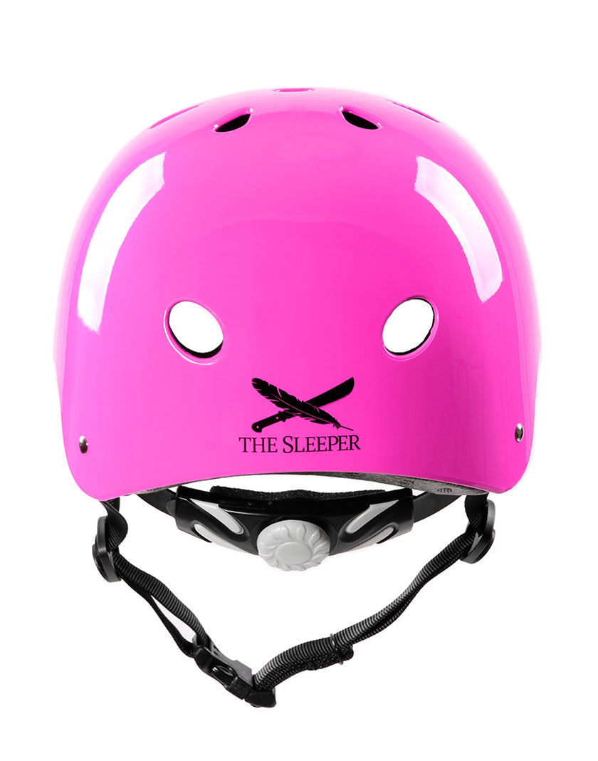 Gain Protection THE SLEEPER Helmet, XS-S-M, With ADJ. - Hot Pink