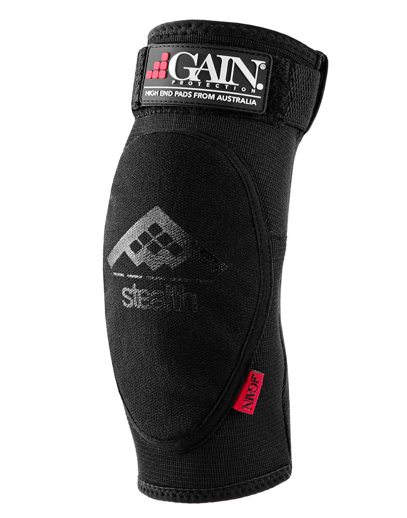 GAIN Protection STEALTH Elbow Pads