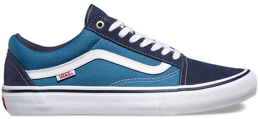Vans Old Skool Pro - Navy/White