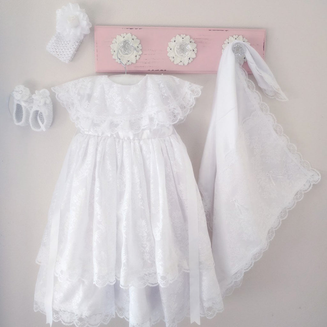 Empress Baptism/Christening Gown Set