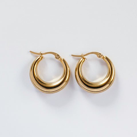 Old style Hoop Earrings