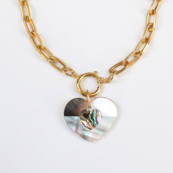 Heart PWR Necklace