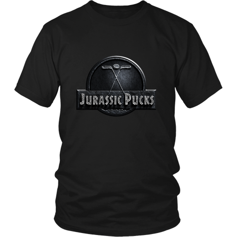 Jurassic Pucks - Stultified Graphics