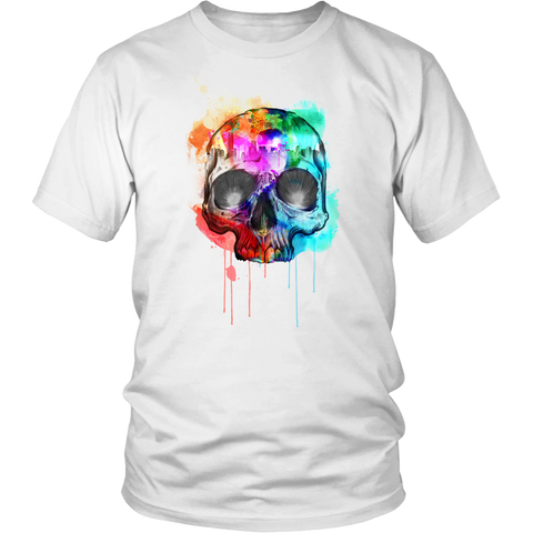 Bright Skull - Stultified Graphics