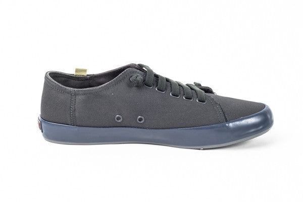 Camper - Andratx Short Canvas Runner with Blue Sole