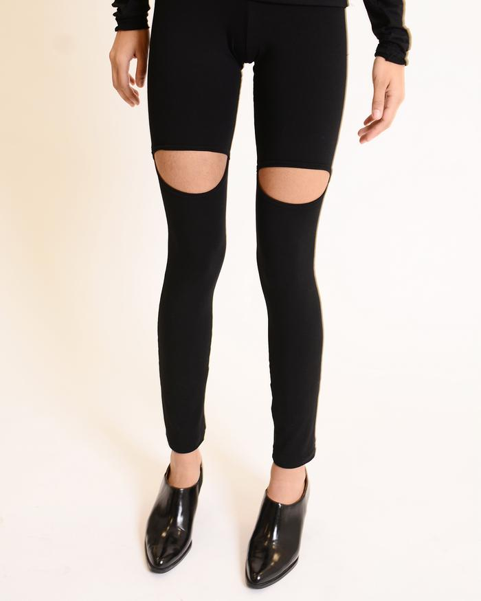 Subtraction Tights V.1, Black