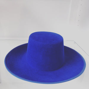 Heirloom Hat, Royal Blue