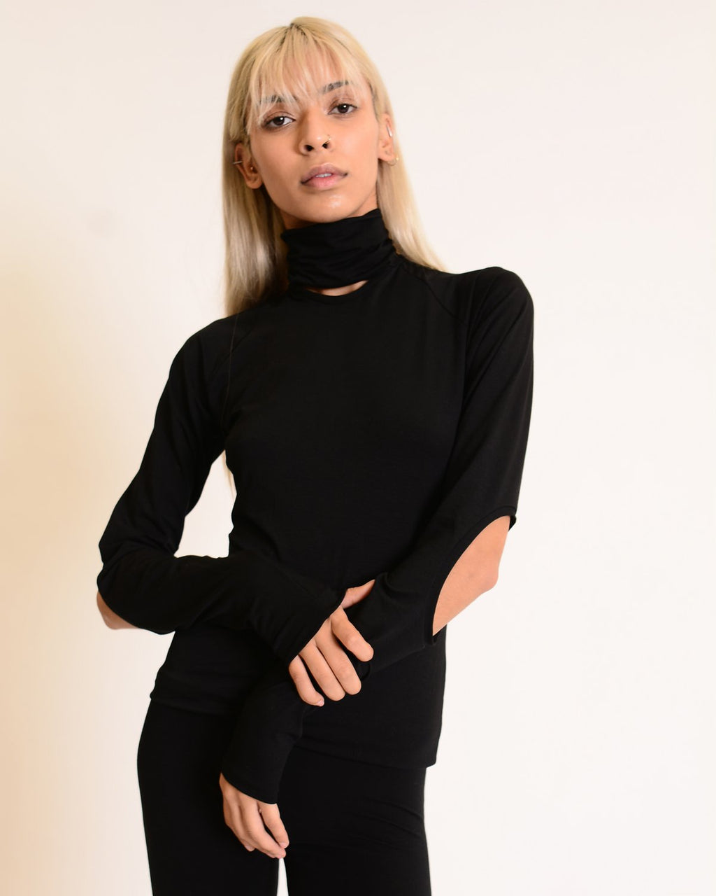 Subtraction Turtleneck