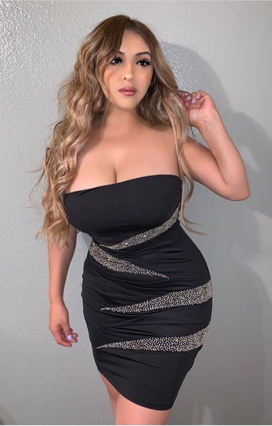Black Tube Dress