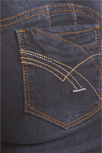 Traditional Denim Colombian Jeans