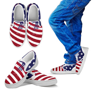 Patriotic Kid's Foot Wear