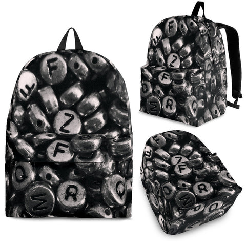 Image of Custom Printed Backpacks