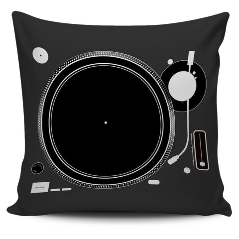 Digital DJ Turn Table / Mixer Board Pillow Covers