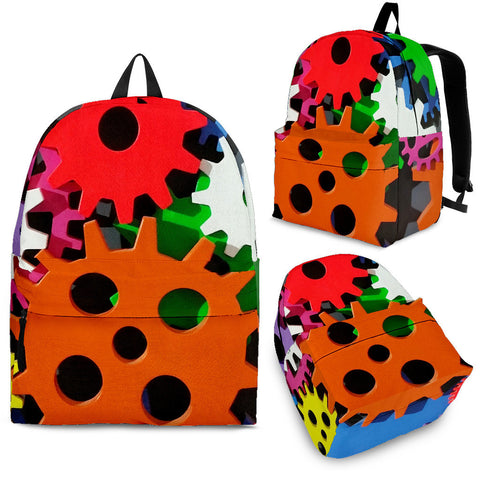 Image of Custom Printed Back Packs