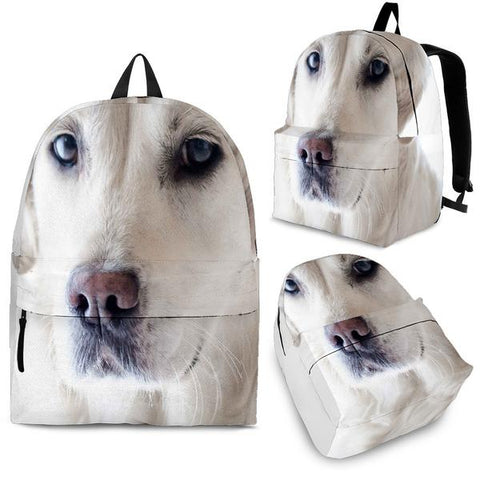 Custom Printed Dog Backpacks