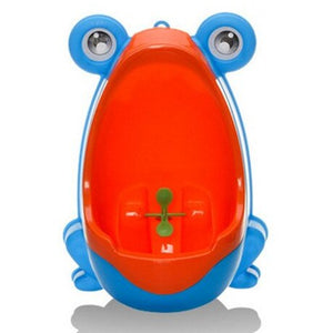Froggy Potty Blue Red