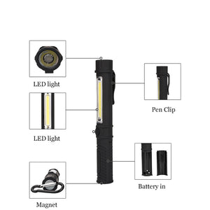FREE EXCLUSIVE Limited Edition LED Torch Lamp - FREE! Just Pay Shipping & Handling!